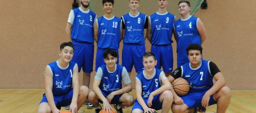 Basketball-Schulmannschaft ist Kreismeister